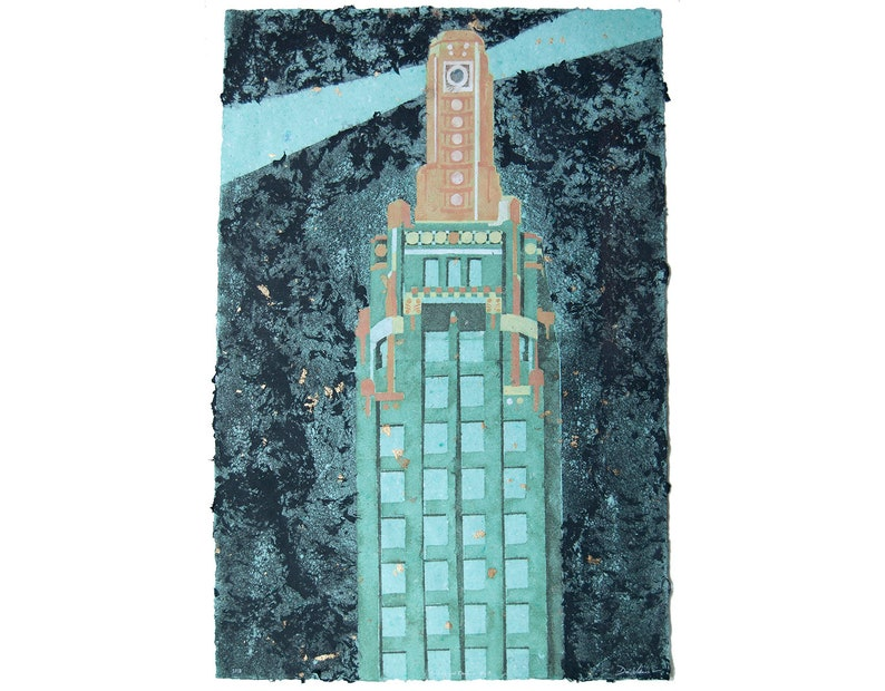 Carbide and Carbon No. 7 St. Jane Chicago Hotel: Handmade image 0
