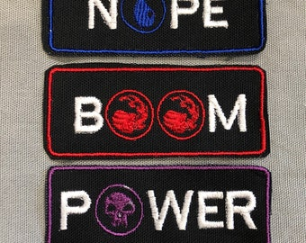 Magic the Gathering patches All Mana, MTG