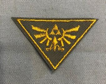 Triforce Crest Patch