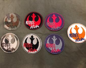 Star Wars Rebel Scum Patch