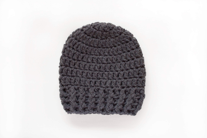 Crochet Boys Hat Newborn Boy Hat Baby Shower Gift Boy Etsy