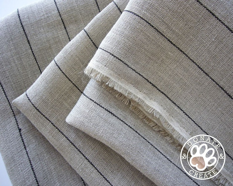Pure Linen 1 2 Yard Cuts Roll End Fabric Sale DIY Sewing