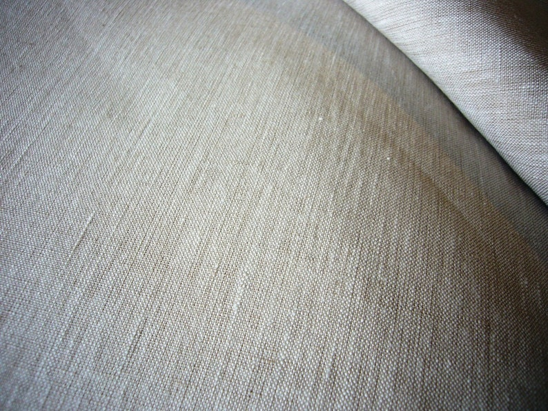 sewing Natural linen remnants for home decor Oatmeal linen fabric off cuts DIY projects; Eco linen beige /& off-white weave linen flax;