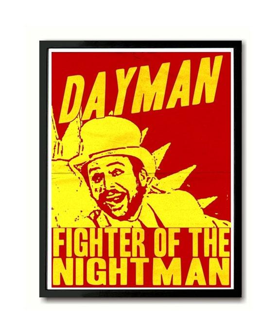 Dayman Nightman Poster