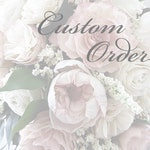 Custom order for Brianne