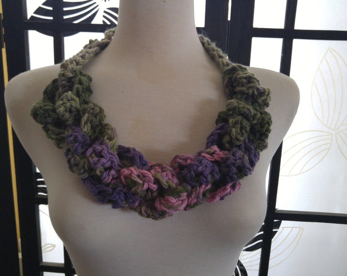 Infinity scarf/necklace