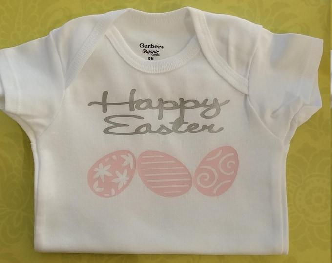 Happy Easter onesie