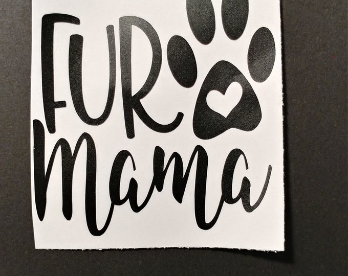 Pet Love Decal, wall art, sticker