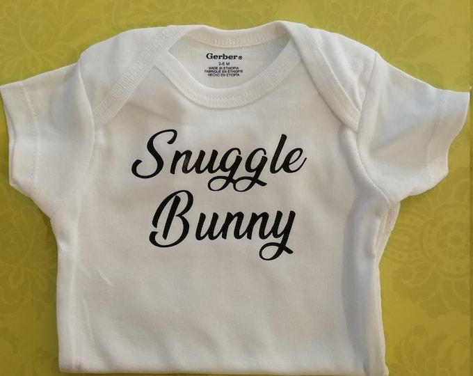 Snuggle Bunny Onesie