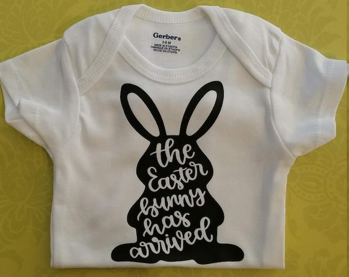 Cute Bunny Baby 100% cotton Onesie®