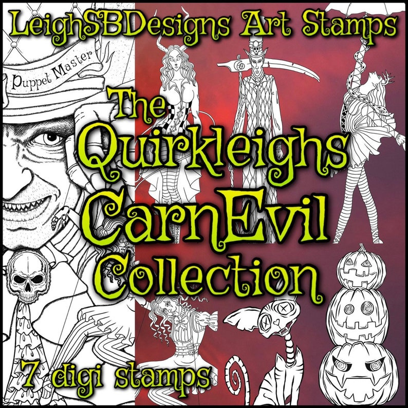 The Quirkleighs CarnEvil Collection  Halloween 2019  7 image 0