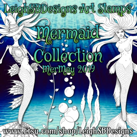 Realistic Mermaid Fantasy Art