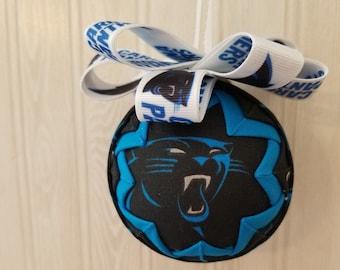 69a20ec65048ed Carolina Panthers NFL Fabric Ornament