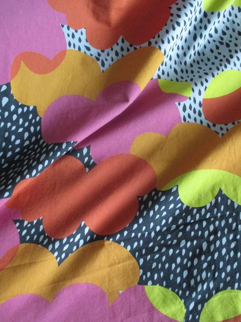 53.54x22.83 scandinavian design fabric IKEA used fabric W136xL58 cm