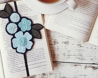Book Band - Unique Bookmark - Bookworm Gift - Planner Band - Planner Bookmark - Elastic Bookmark - Bookmark - Elastic Book Band