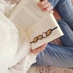 Flower Bookmark - Book Lover Gift - Teacher Gift - Bookish - Unique Bookmark - Bookworm Bookmark - Planner Band - Planner Accessories