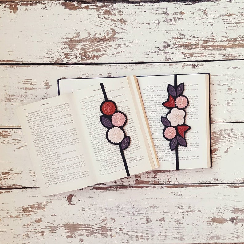 Bookmark Set  Great Gift for Teachers  Book Lover Gift  image 0