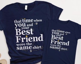 51db80d54 Mother Daughter Shirts for Best Friends   matching tshirts, mommy and me  tees, funny best friend t shirts for women men kids, photo outfit