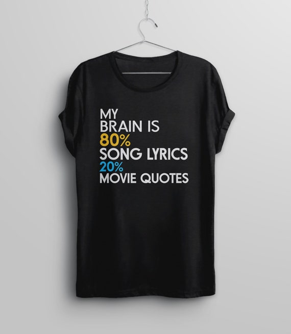 Funny Tshirt | funny quote shirt, men or womens graphic tee shirt, musician  gift for women tee, funny t shirts with sayings: song lyrics