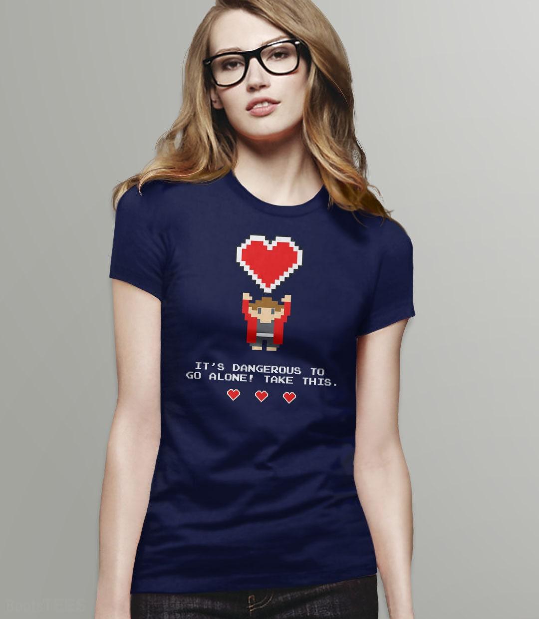 11c5d594688fb Geek Valentines Day Shirt Romantic Geek Gift for Gamer
