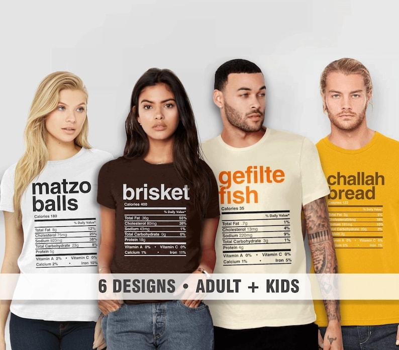 18ccad5b731b Matching Hanukkah Shirts Family Chanukah T Shirts Jewish | Etsy