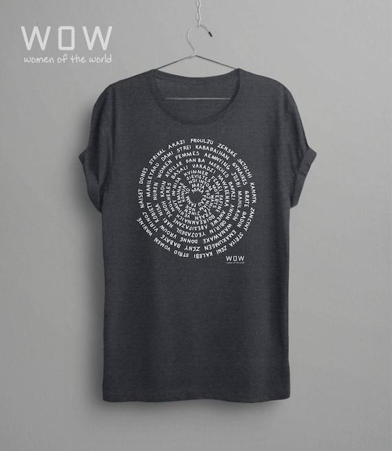 121a91ec6b Feminist Graphic Tee for Women Shirt for Feminist T-Shirt