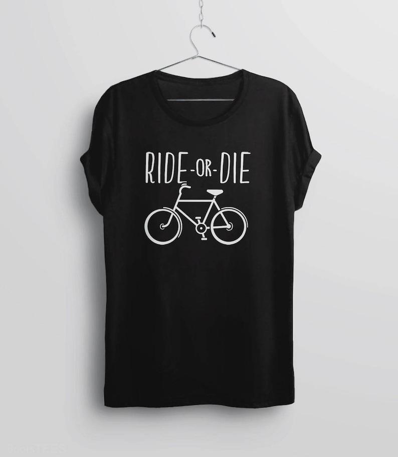 9ec2da559d Biking Gift for Cyclist Shirt funny biking shirt for women | Etsy