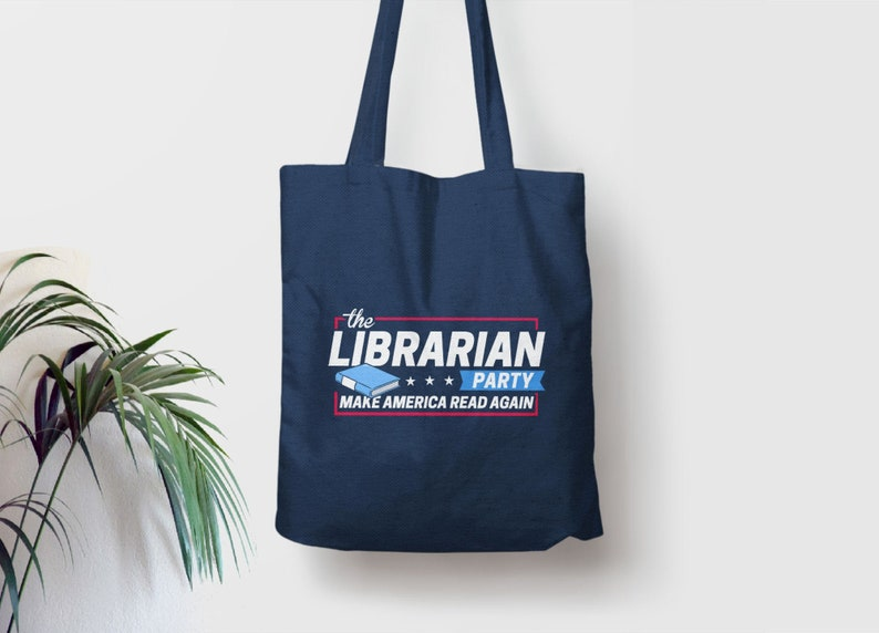 reading gift for English teacher tote bag funny totebag with saying carryall Librarian Gift for Reader Tote Bag book tote for bookworm