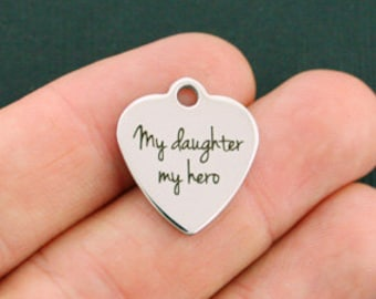 My Hero My Daughter Etsy