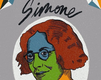 Simone Weil Poster