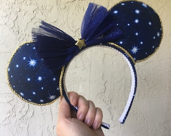 Second star to the right mouse ears