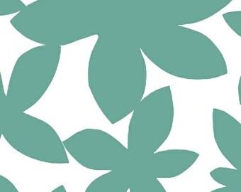 Glimma-Fabric by the Yard-Marby in Jade-Lotta Jansdotter-35382-7-One Yard