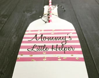 Mommy Wine Bottle Straw Card-Perfect for a Mothers Day, Girls Night Out, Birthday Party, Bachelorette Party, and Everything In-between
