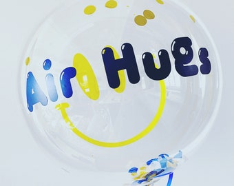 DIY AIR HUGS Balloon Kit | Social Distancing Ballon Kit | Quarantine Gift | Social Distancing Gift