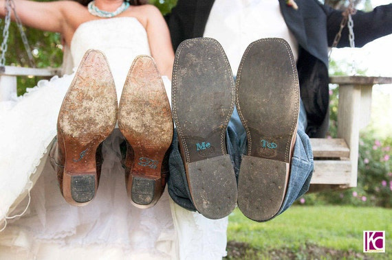 926ad1a1fc65e I Do and Me Too Wedding Shoe Stickers for bottom of wedding shoes