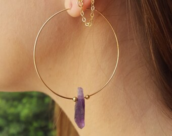 Earrings/ Hoop