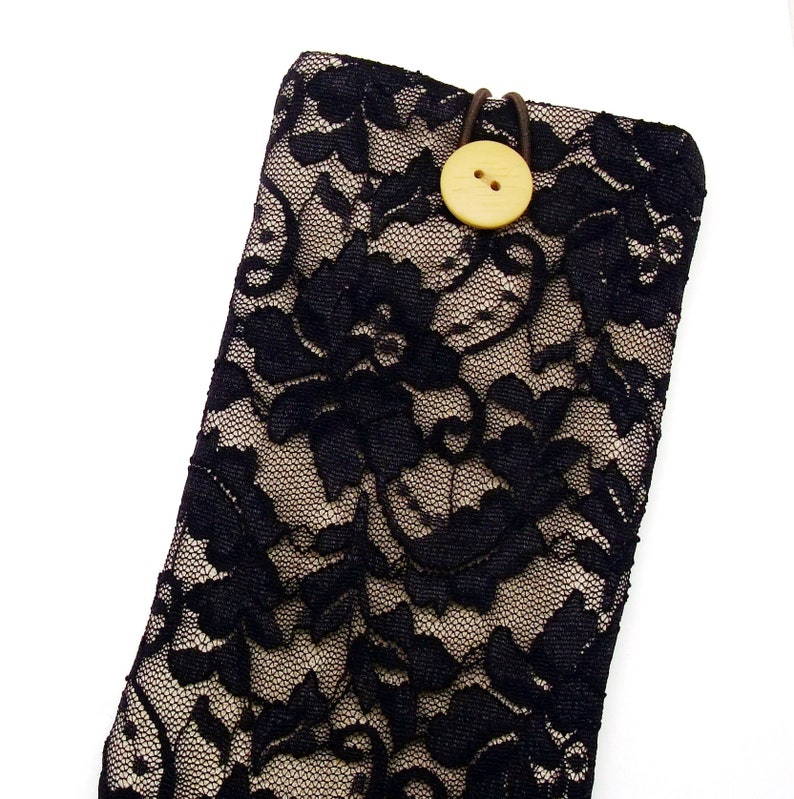 iPhone X phone case Lace iPhone 11 Pro sleeve samsung phone sleeve phone sleeve iPod case P-238 ipod sleeve