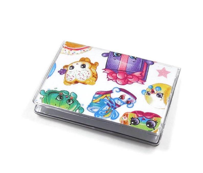 Card Case Mini Wallet Shopkins