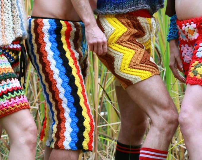 Featured listing image: Crochet Shorts Custom Order