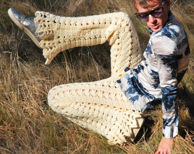 Crochet Pants Custom Order