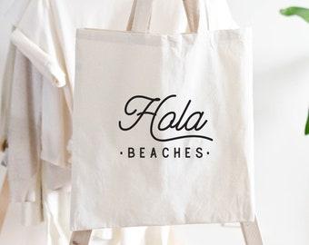 HOLA Beaches LAST 3 Left Rose gold beach bags
