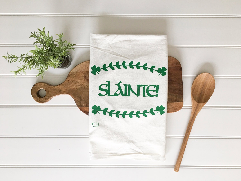 Patricks Home Decor St Patricks Day Towel Patricks Kitchen Towel St St St Patricks Day Decor St Patricks Dish Towel