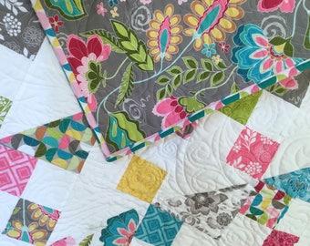 Fantine lap quilt