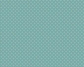 Grandale Dot Teal, Riley Blake Designs, SKU: C7126-TEAL