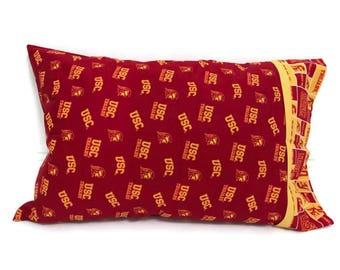 USC spirit pillowcase