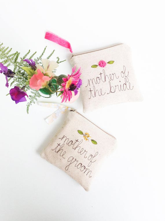 Mother Of The Bride Wedding Gift Personalized Gift Mother Of Etsy