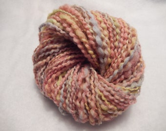 Handspun Yarn - Candy Hearts