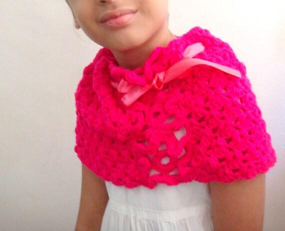 Pattern Crochet Capelet Crochet Cowl Pattern Infinity Scarf Etsy