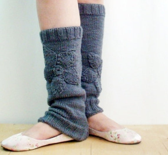 Knitting PATTERN Ballet Leg Warmers, Yoga Legwarmers Knitting ...