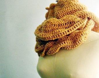 Cowl Crochet Pattern Large Crochet Infinity Loop Scarf Pattern 22
